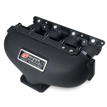 K Ultra Race Centerfeed Complete Manifold Black