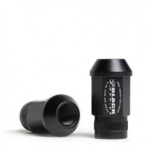 16-pc Black Series Lug Nut Set (12mm x 1.5mm)