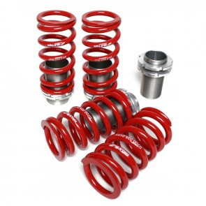 '88-'00 Civic / CRX, '90-'01 Integra Drag Launch Adjustable Sleeve Coilovers