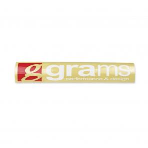 "Grams Logo 35"" Windshield Decal"