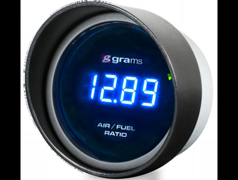 Fuel Pressure Gauges - Gauges - Grams Performance
