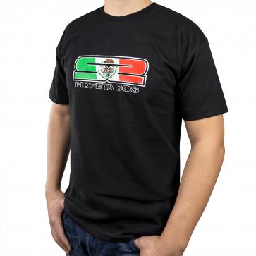 Mexican Flag T-Shirt 2XL