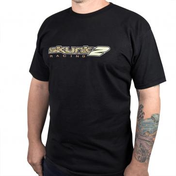 Camo T-Shirt Medium Black