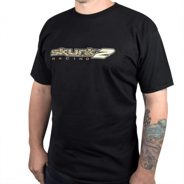 Camo T-Shirt 3XL Black