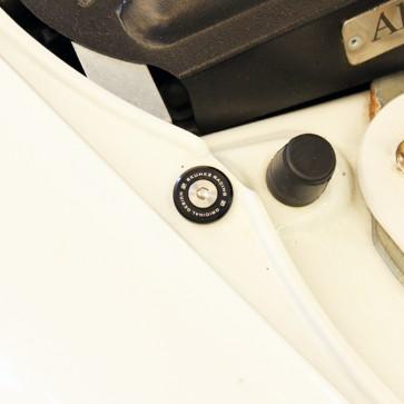 Large Fender Washer Kit (Black)