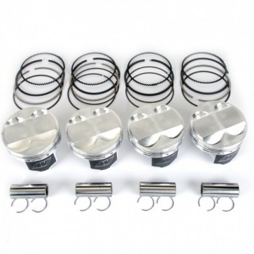 Wiseco 84.5mm B Piston Kit -2.5cc Dish