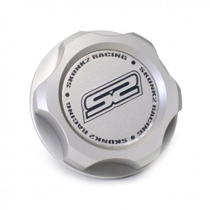 Billet Oil Cap - Clear