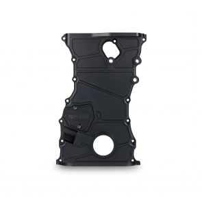 K24 Billet Timing Chain Cover Black
