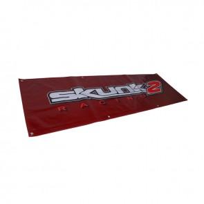 Skunk2 Banner (Red)