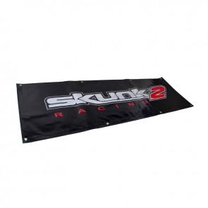 Skunk2 Banner (Black)