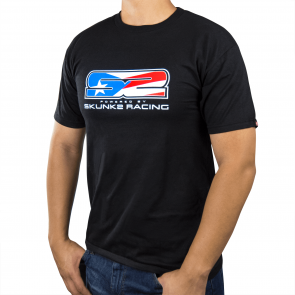 Skunk2 - Puerto Rico Edition T-Shirt (Black, Medium)
