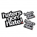 Skunk2 Haters Gon' Hate Decal Pack