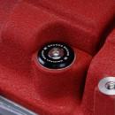 Low-Profile Valve Cover Hardware - B VTEC - Black