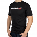 Go Faster T-Shirt (Black, Large)