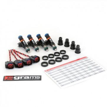 1000cc B, D, F, H (exc d17) Injector Kit