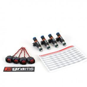 1000cc K Series (Civic, RSX, TSX), D17, 06+ S2000 Injector Kit