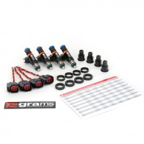 1000cc B, D, F, H (exc d17) Injector Kit