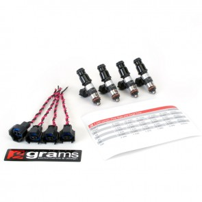2200cc K Series (Civic, RSX, TSX), D17, 06+ S2000 Injector Kit