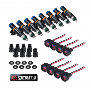 550cc - Fuel Injectors - Fuel System - Grams Performance