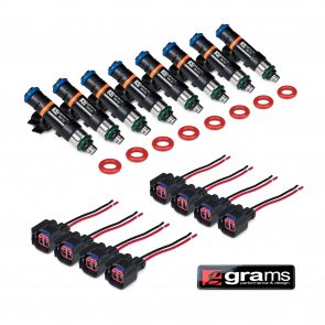 550cc LS2,LS3,LS7,L76,L99 Injector Kit