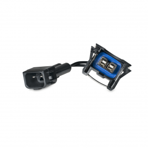 OBD2 - EV1 plug & play adapter, no soldering required.
