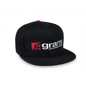 Grams Flex Cap - L/ XL - Black