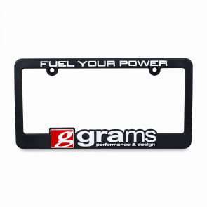 License Plate Frame - Fuel Your Power