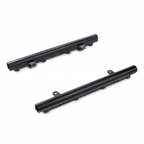 '11-'17 Ford Mustang Fuel Rails - Black