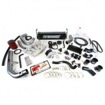 Supercharger System w/ Tuning - '06-'11 Civic Si - Black