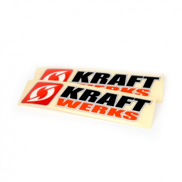 Large Traditional Kraftwerks Decals