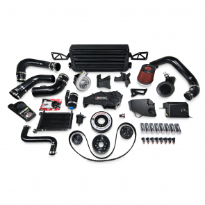 '10-'15 Camaro SS Supercharger System w/o Tuning Black Edition