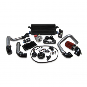 '06-'09 S2000 Supercharger System - Black Edition w/o Tuning Solution