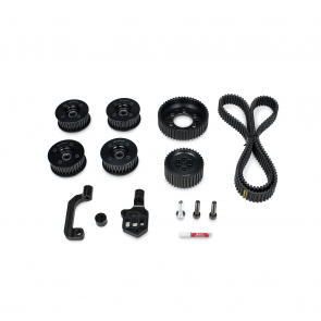 30mm Belt Upgrade Kit - '04-'09 S2000