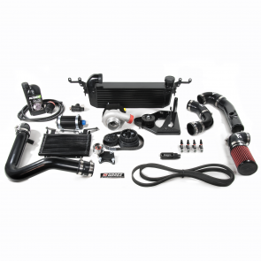 Kraftwerks 06-15 Miata NC Supercharger System w/out Tuning - Black Edition