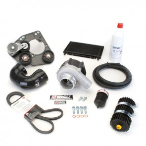 D Series Race Supercharger DIY Kit - C30-94 Black Edition