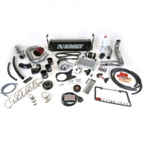 Supercharger System w/ Tuning - '06-'11 Civic R18 - Black