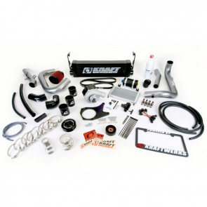 Supercharger System w/o Tuning - '06-'11 Civic R18 - Black