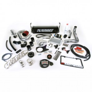 Supercharger System w/ Tuning - '06-'11 Civic R18