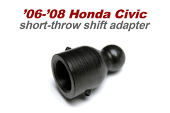 Resources - '06-'08 Civic Si Short Shifter Review