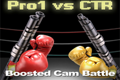 Resources - Boosted: Pro 1+ vs. CTR Camshafts