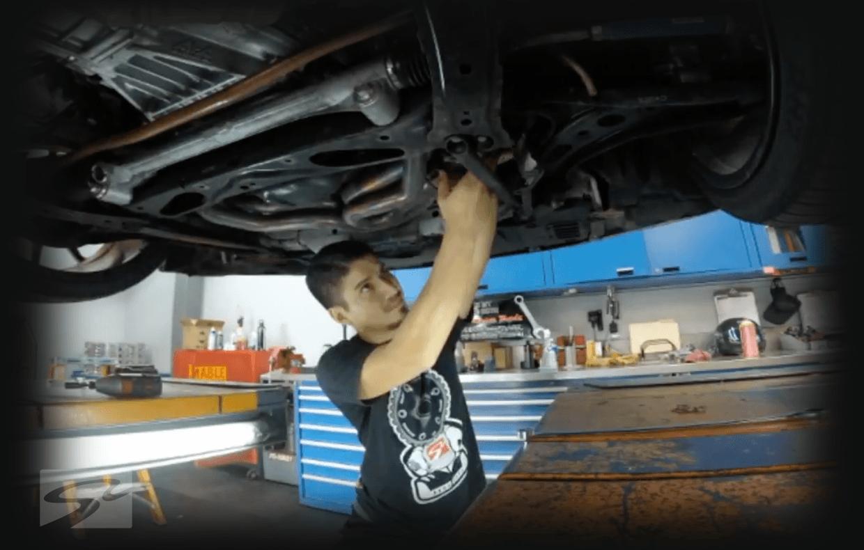 Home Skunk2 Racing Mitsubishi Evo 6 Wiring Diagram Brz Frs Ft86 Header Install Timelapse